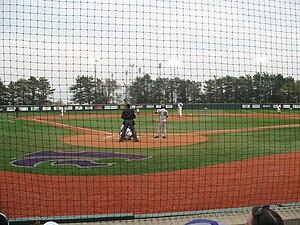 Bryant Bulldogs baseball - Kansas State's Tointon Family Stadium, the site of Bryant's NCAA Tournament win in 2013.