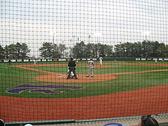 Bryant Bulldogs baseball - Kansas State's Tointon Family Stadium, the site of Bryant's NCAA Tournament win in 2013.