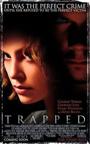 Trapped (2002 film) - Theatrical poster