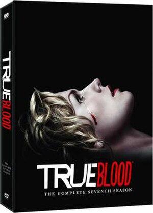 True Blood (season 7) - Image: True Blood S7 DVD