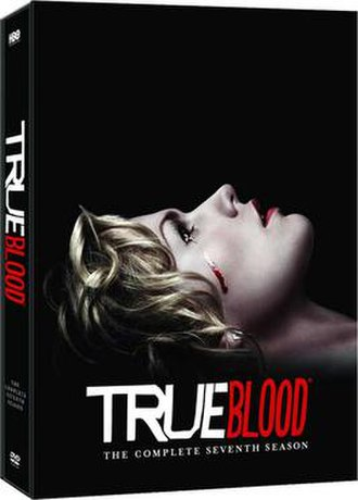 True Blood (season 7) - Image: True Blood S7 DVD