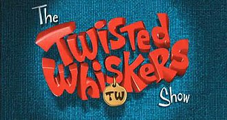 The Twisted Whiskers Show - Title card