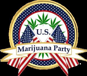 United States Marijuana Party - Image: Usmjparty logo