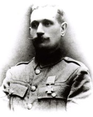 Charles Jarvis (VC) - Image: VC Charles Alfred Jarvis