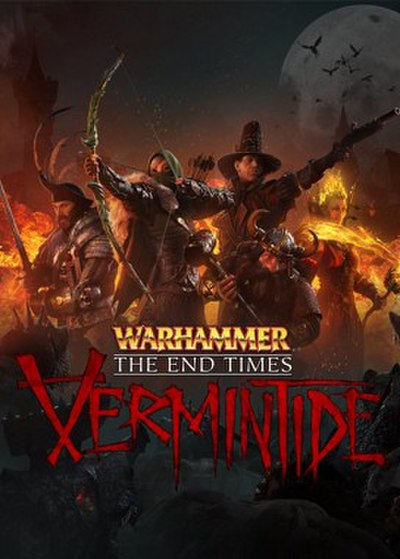 Picture of a game: Warhammer: End Times - Vermintide