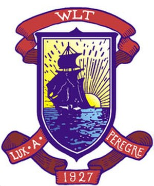 World Literature Today - The original WLT logo