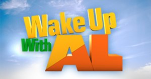 Wake Up with Al - Original program logo, used from July 2009 to April 2012.
