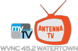WVNC-LD - Image: WVNC LD2 (My Antenna TV Watertown) Logo