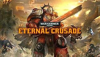 <i>Warhammer 40,000: Eternal Crusade</i> 2015 video game