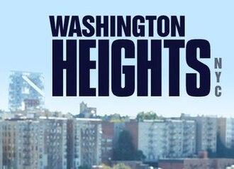 Washington Heights (TV series) - Image: Washington Heights Logo
