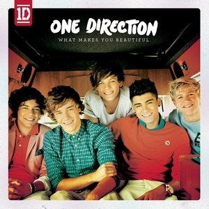 What Makes You Beautiful - Image: What Makes You Beautiful Album Cover