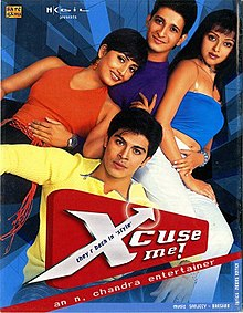 Xcuse Me (2003) SL YT - Sharman Joshi Sahil Khan Sonali Joshi Jaya Seal