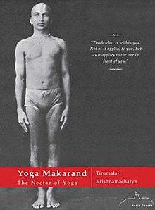 yoga makaranda  wikipedia