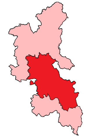 Aylesbury (UK Parliament constituency) - Aylesbury in Buckinghamshire, 1918–44