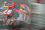 The photo finish between Craven and Busch