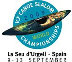2009 ICF Canoe Slalom World Championships - Logo of the 2009 ICF Canoe Slalom World Championships.