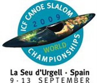 2009 ICF Canoe Slalom World Championships - Logo of the 2009 ICF Canoe Slalom World Championships.