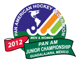 2012 Womens Pan-Am Junior Championship