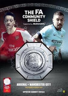 2014 FA Community Shield Football match