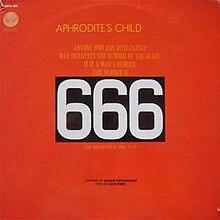 APHRODITES CHILDREN- FIRST EDITION