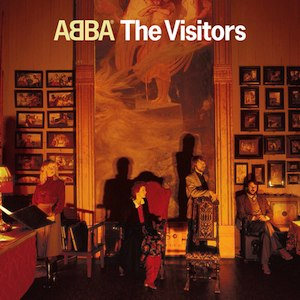 The Visitors (ABBA album) - Image: ABBA The Visitors (Deluxe Edition)