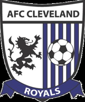 AFC Cleveland - Image: AFC Cleveland Crest