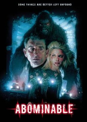 Abominable - Film poster