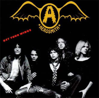 Get Your Wings - Image: Aerosmith Get Your Wings