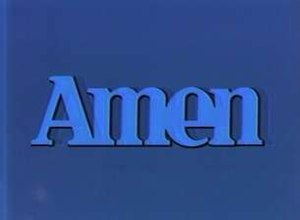 Amen (TV series) - Image: Amen (TV series title card)