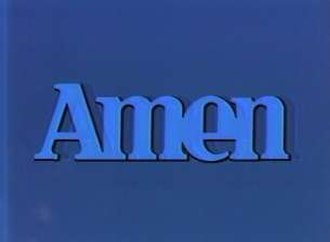 Amen (TV series) - Image: Amen (TV series title card)