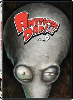 <i>American Dad!</i> (season 9) season of television series