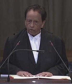 Mauritian politician