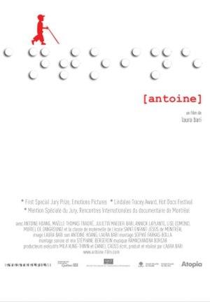 Antoine (film) - Theatrical release poster