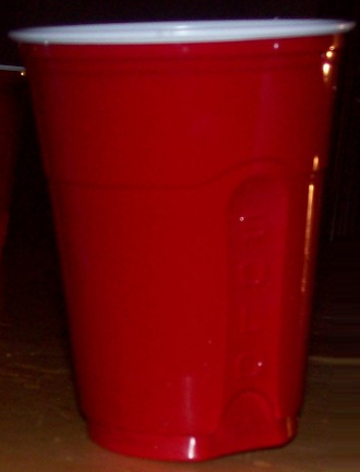 Solo Cup Company - A basic 16 ounce (473 mL) Solo cup