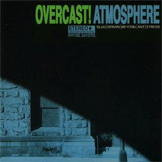 Overcast! (album) - Image: Atmosphere Overcast Cover