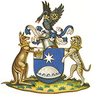 Australian Academy of Science - Image: Australian Academy Science coa