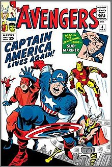Captain America Wikipedia