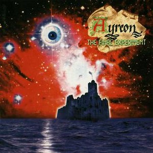 The Final Experiment - Image: Ayreon The Final Experiment