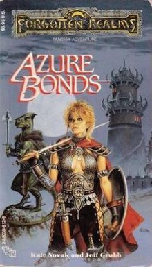 Azure Bonds (Finers Stone Trilogy)