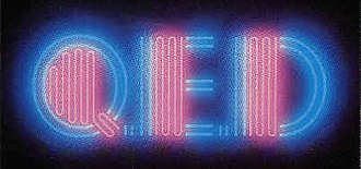 Q.E.D. (UK TV series) - Q.E.D. title card