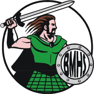 Bernice MacNaughton High School - Image: BMHS Logo