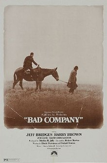Bad Company (1972 film) - Wikipedia