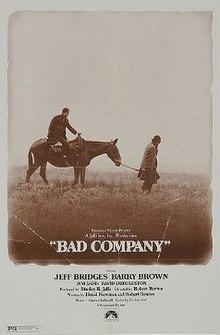 Bad Company (1972 film) - Wikipedia