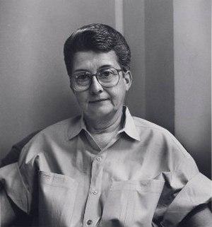 Barbara Grier - Grier in 1989