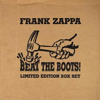 Beat the Boots! - Image: Beat the boots