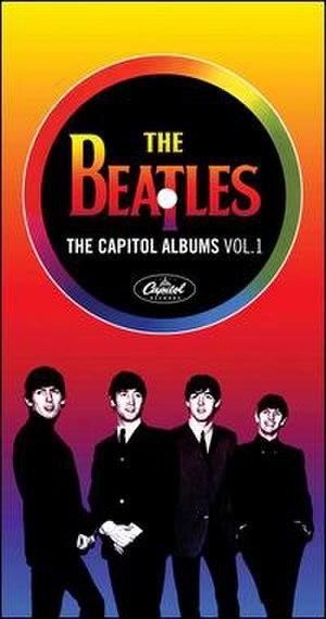 The Capitol Albums, Volume 1 - Image: Beatles Capitol Albums Vol 1albumcover