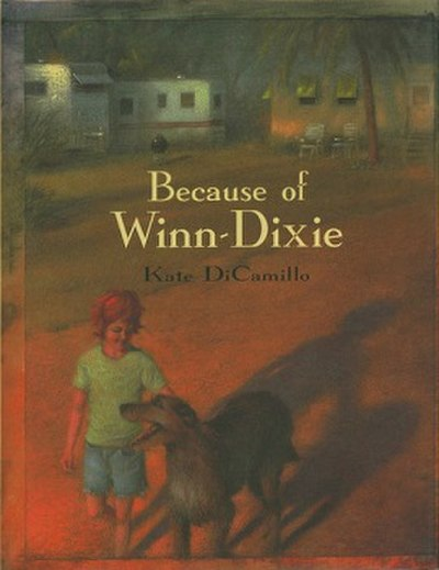 Picture of a book: Because Of Winn-Dixie
