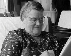 Bessie Braddock - Braddock, photographed in the 1960s