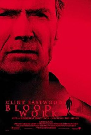 Blood Work (film) - Theatrical release poster