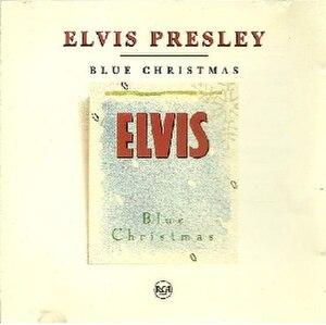 Blue Christmas (Elvis Presley album) - Image: Blue Christmas Elvis Presley